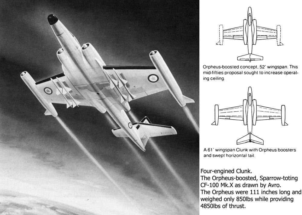 Moule maîtresse du AVRO CF-105 ARROW au 1/48 ! Cf100_10