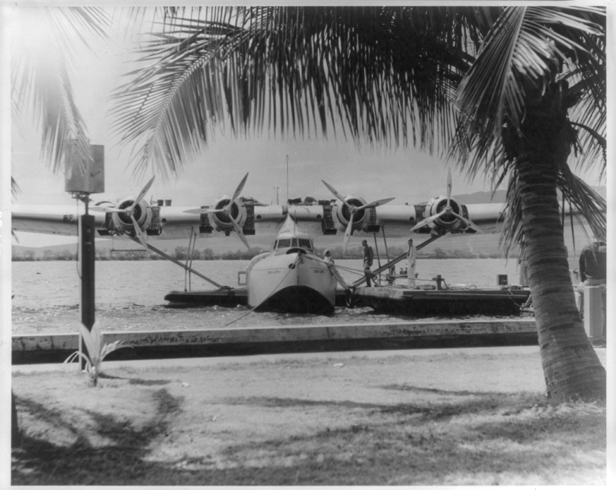"""Boeing 314 """"Honolulu Clipper"""" - Page 7 Clippe12"""