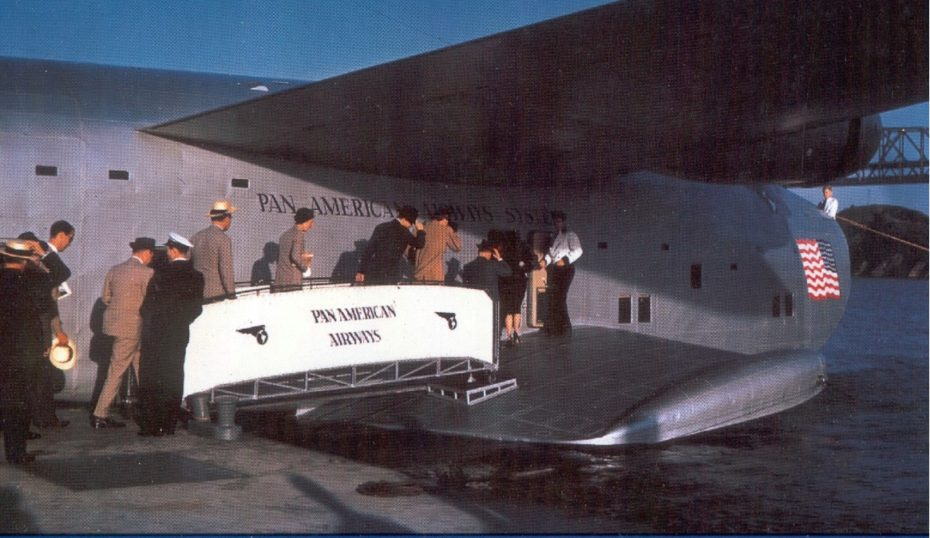 """Boeing 314 """"Honolulu Clipper"""" - Page 7 Clippe14"""