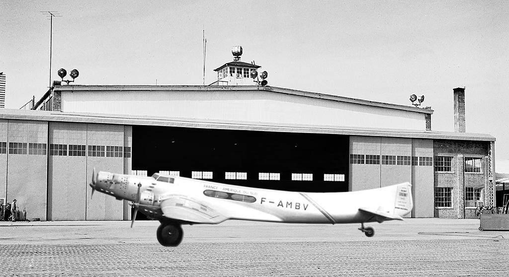 """Couzinet type 71 ARC-5 """"L'avion de Mermoz"""" (1:72, SEM model) - Page 4 Cnac-d12"""