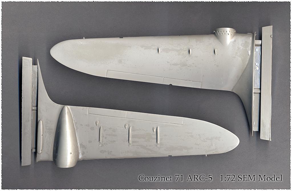 """Couzinet type 71 ARC-5 """"L'avion de Mermoz"""" (1:72, SEM model) Couzin17"""