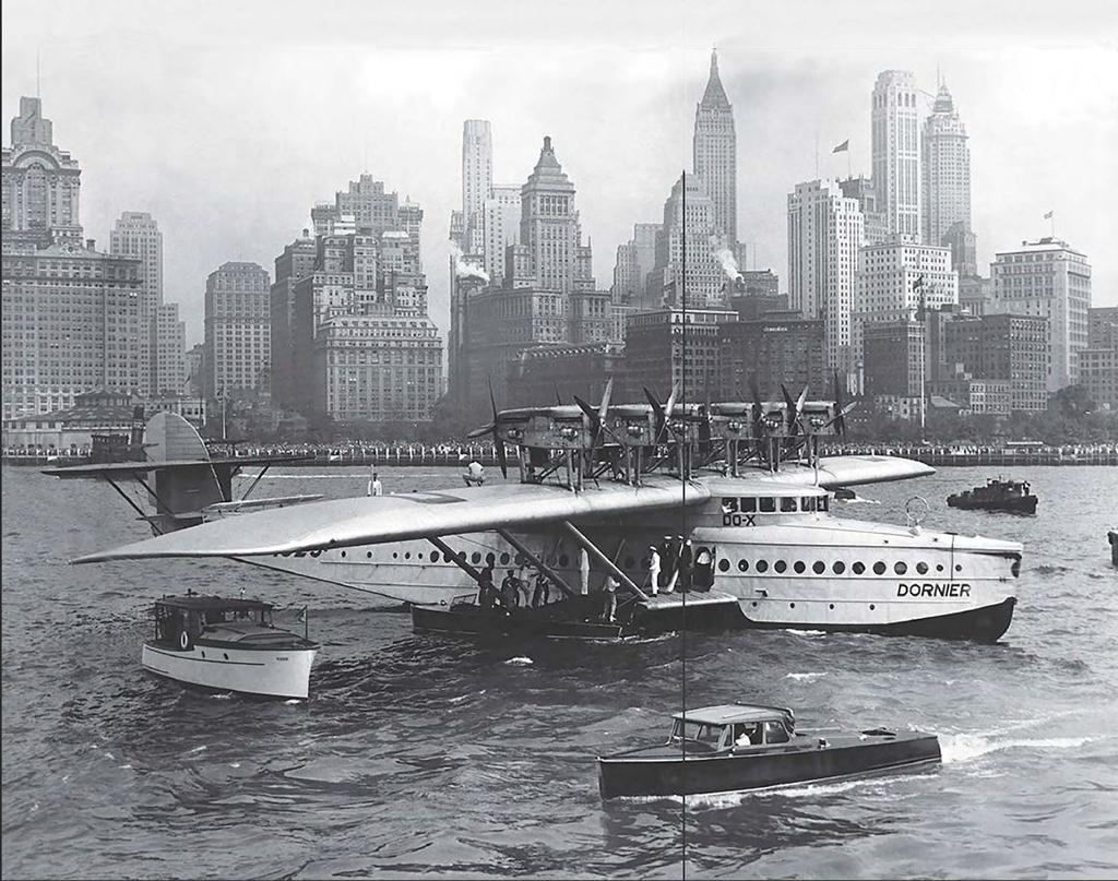 "Boeing 314 ""Dixie Clipper"" 1939-1950 (/1/144 Minicraft) - Page 6 Dornie11"