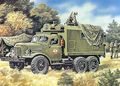 Mikoyan-Gourevitch E-152M  - Modelsvit #72030 - 1/72ème. Icm72510
