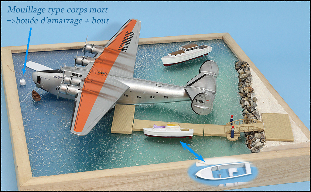 "Boeing 314 ""Dixie Clipper"" 1939-1950 (/1/144 Minicraft) - Page 7 Img_0311"
