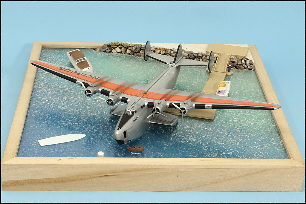 "Boeing 314 ""Dixie Clipper"" 1939-1950 (/1/144 Minicraft) - Page 7 Img_0312"