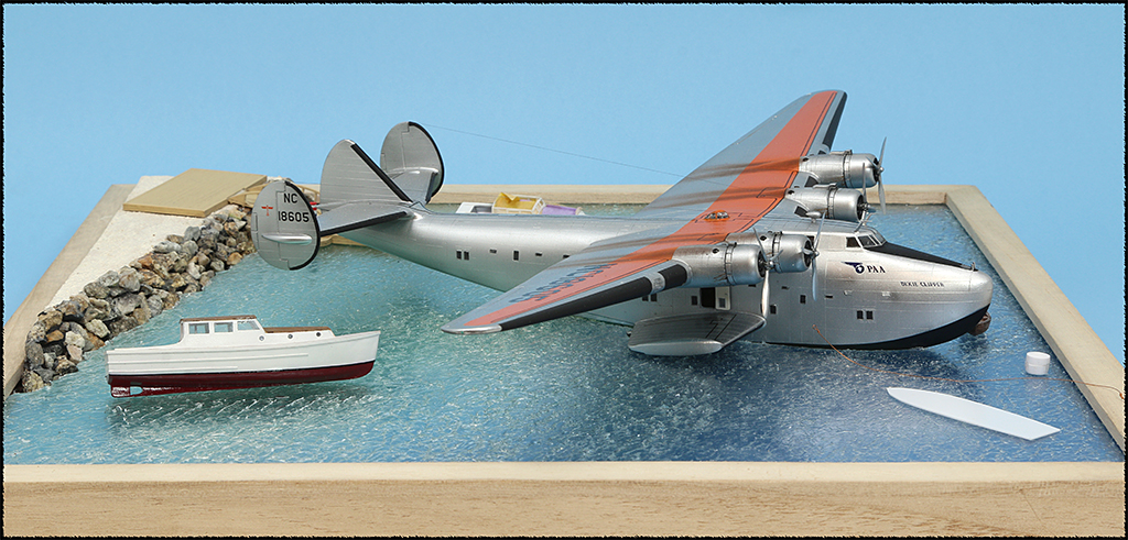 "Boeing 314 ""Dixie Clipper"" 1939-1950 (/1/144 Minicraft) - Page 7 Img_0313"