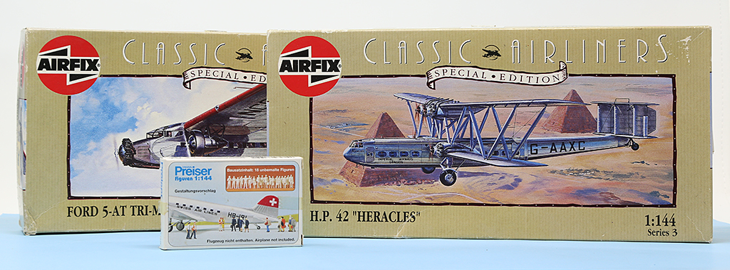 "Handley-Page H.P.42 ""Heracles"", Airfix (1965), 1/144ème. Img_0336"