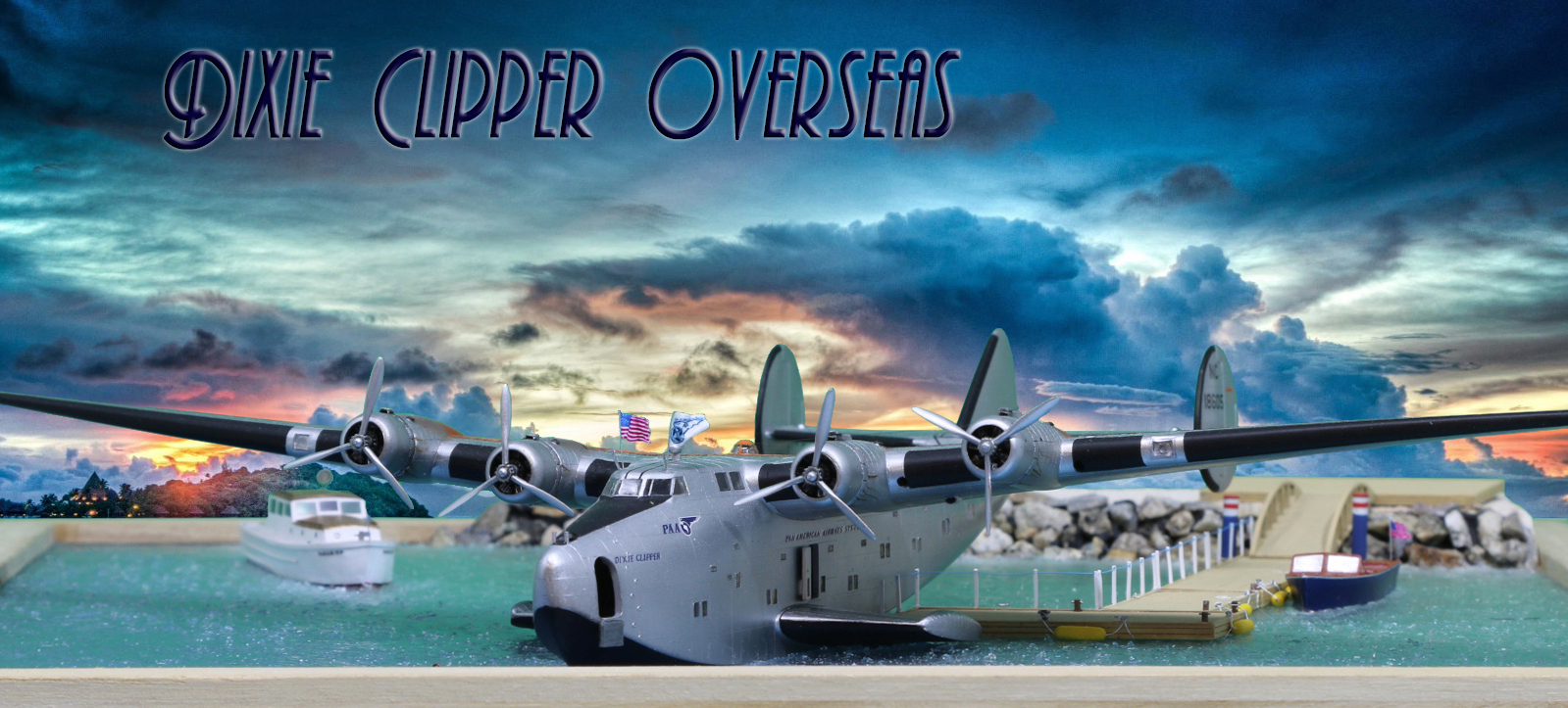 "Boeing 314 ""Dixie Clipper"" 1939-1950 (/1/144 Minicraft) - Page 8 Img_0341"