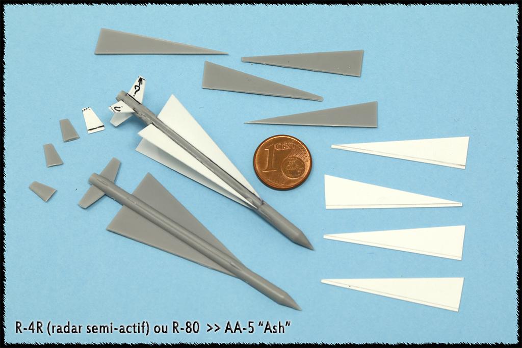 Mikoyan-Gourevitch E-152M  - Modelsvit #72030 - 1/72ème. Img_0410