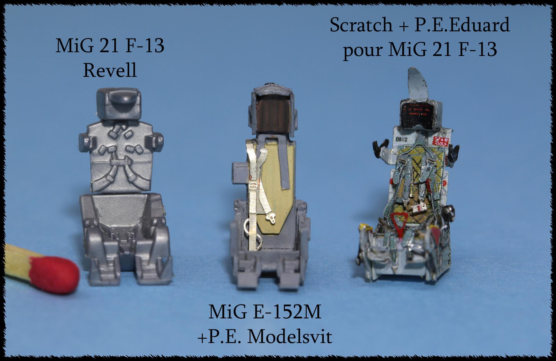 Mikoyan-Gourevitch E-152M  - Modelsvit #72030 - 1/72ème. Img_0429