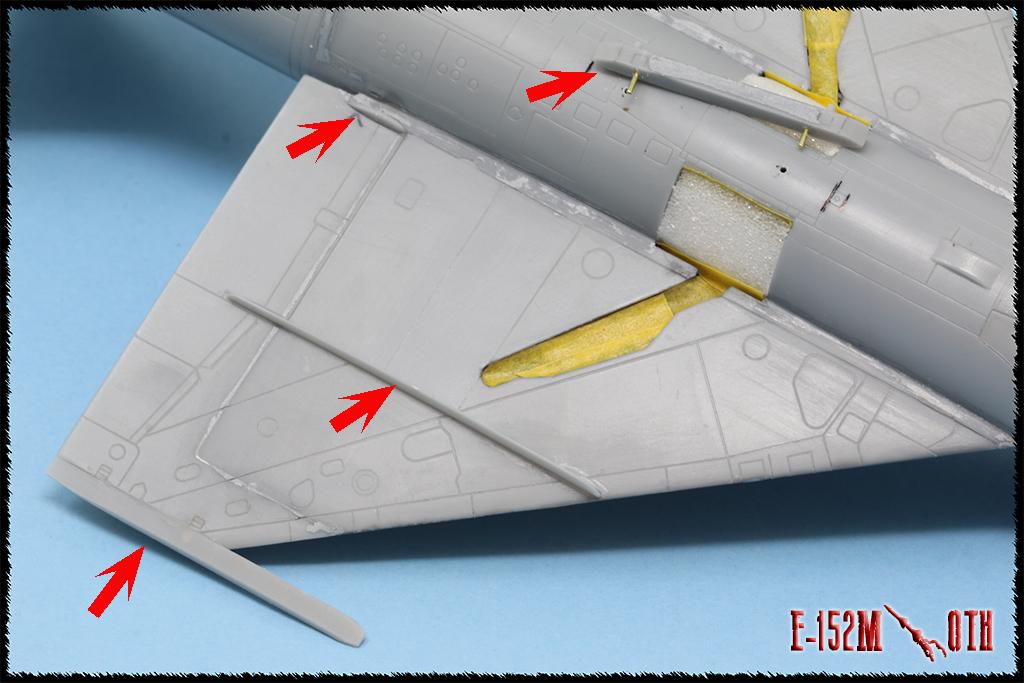 Mikoyan-Gourevitch E-152M  - Modelsvit #72030 - 1/72ème. - Page 2 Img_0826