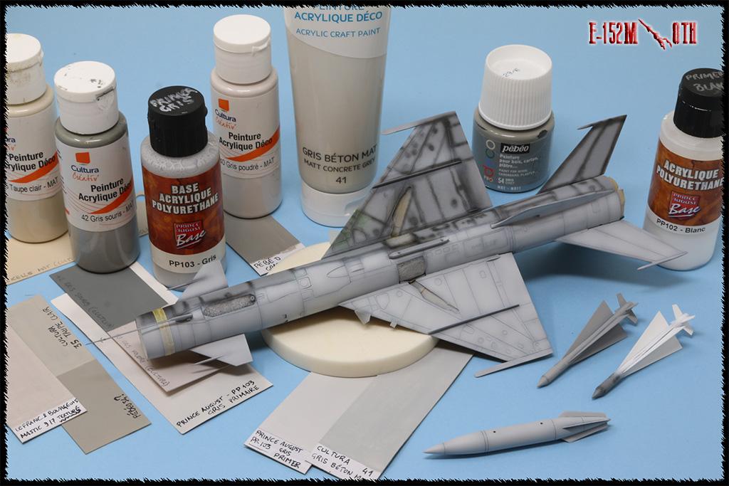 Mikoyan-Gourevitch E-152M  - Modelsvit #72030 - 1/72ème. - Page 2 Img_0832