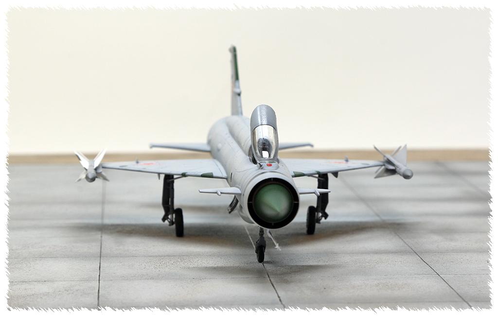 Mikoyan-Gourevitch E-152M  - Modelsvit #72030 - 1/72ème. - Page 4 Img_0928