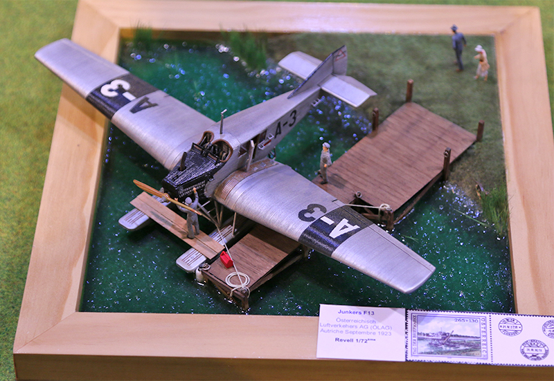 Fil rouge 2019 : Junkers F.13 - (Revell 1/72) *** Terminé en pg 4 Img_1412