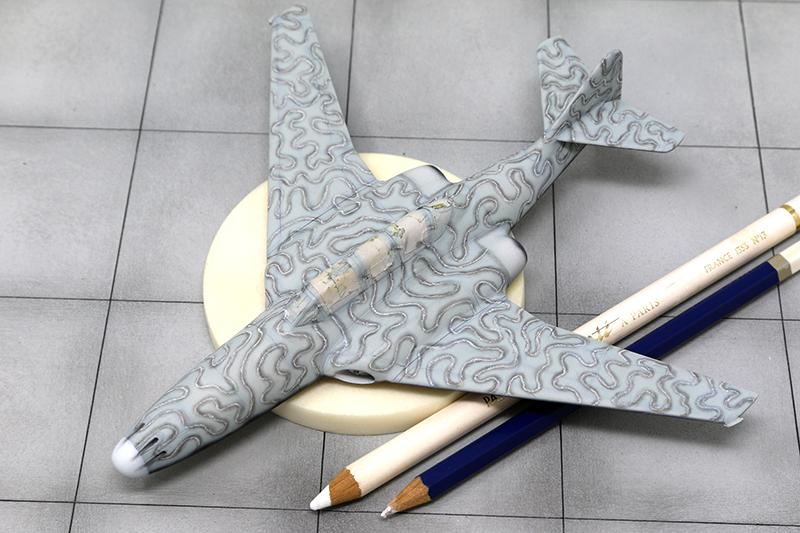 """Messerschmitt Me.262 B-2a """"Nachtjäger"""" 3 places (Special Hobby #72006) Img_1623"""
