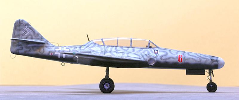 """Messerschmitt Me.262 B-2a """"Nachtjäger"""" 3 places (Special Hobby #72006) - Page 2 Img_1634"""
