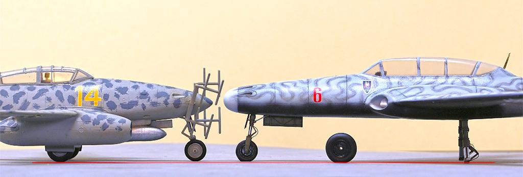 """Messerschmitt Me.262 B-2a """"Nachtjäger"""" 3 places (Special Hobby #72006) - Page 2 Img_1635"""