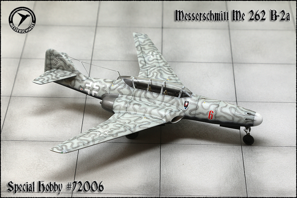 "Messerschmitt Me.262 B-2a ""Three-seat night fighter"" (Special Hobby #72006) - Page 3 Img_1640"