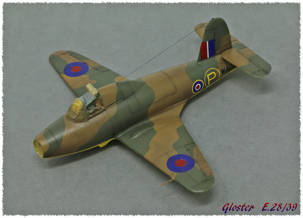 """Gloster E.28/39  """"Whittle"""" (1:72 High-Planes Models) - Page 2 Img_7811"""