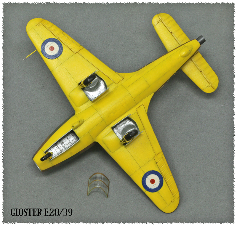 """Gloster E.28/39  """"Whittle"""" (1:72 High-Planes Models) - Page 2 Img_7813"""