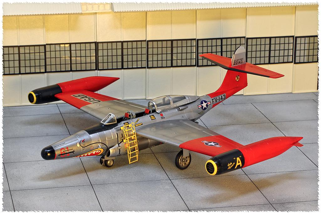 "Northrop F-89D ""Scorpion"" (1:72 - Academy) Img_7912"