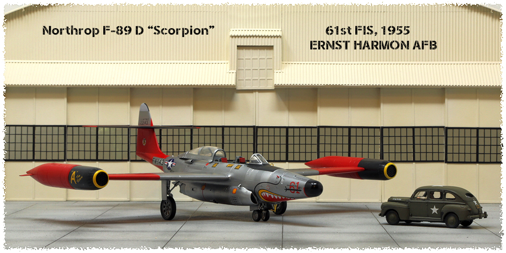 "Northrop F-89D ""Scorpion"" (1:72 - Academy) Img_7914"