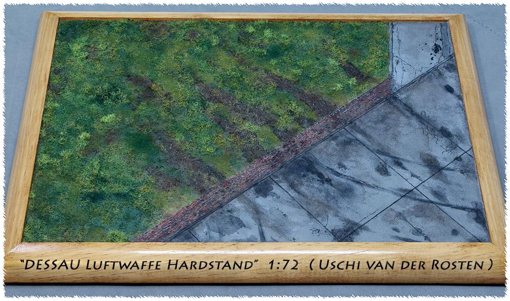 "Diorama, base ""Dessau Luftwaffe hardstand"" deluxe edition (Uschi 1/72) Img_7917"
