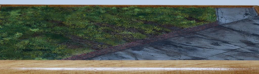 "Diorama, base ""Dessau Luftwaffe hardstand"" deluxe edition (Uschi 1/72) Img_7919"