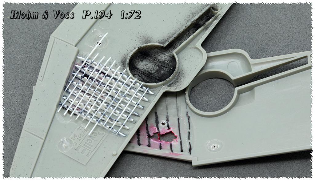 Blohm und Voss BV P 194, Front de l'est 46 (1:72 Revell) Img_8115