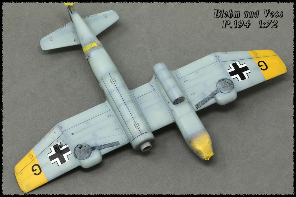 Blohm und Voss BV P 194, Front de l'est 46 (1:72 Revell) - Page 3 Img_8141