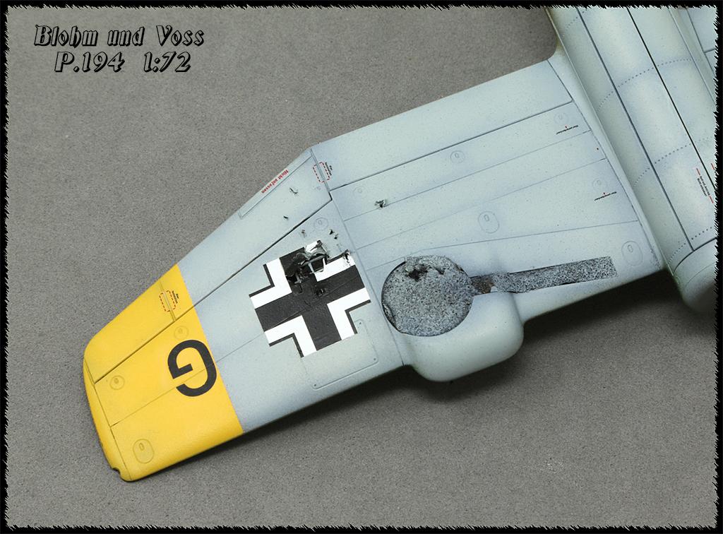 Blohm und Voss BV P 194, Front de l'est 46 (1:72 Revell) - Page 3 Img_8143