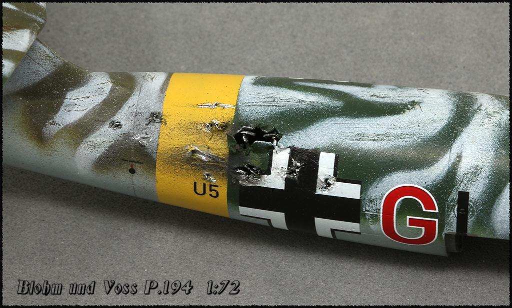 Blohm und Voss BV P 194, Front de l'est 46 (1:72 Revell) - Page 3 Img_8211