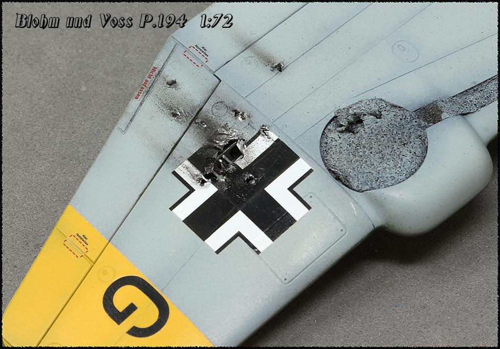 Blohm und Voss BV P 194, Front de l'est 46 (1:72 Revell) - Page 3 Img_8212