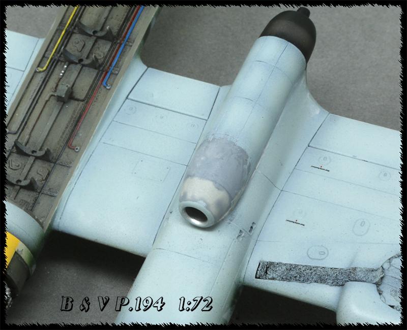 Blohm und Voss BV P 194, Front de l'est 46 (1:72 Revell) - Page 3 Img_8214