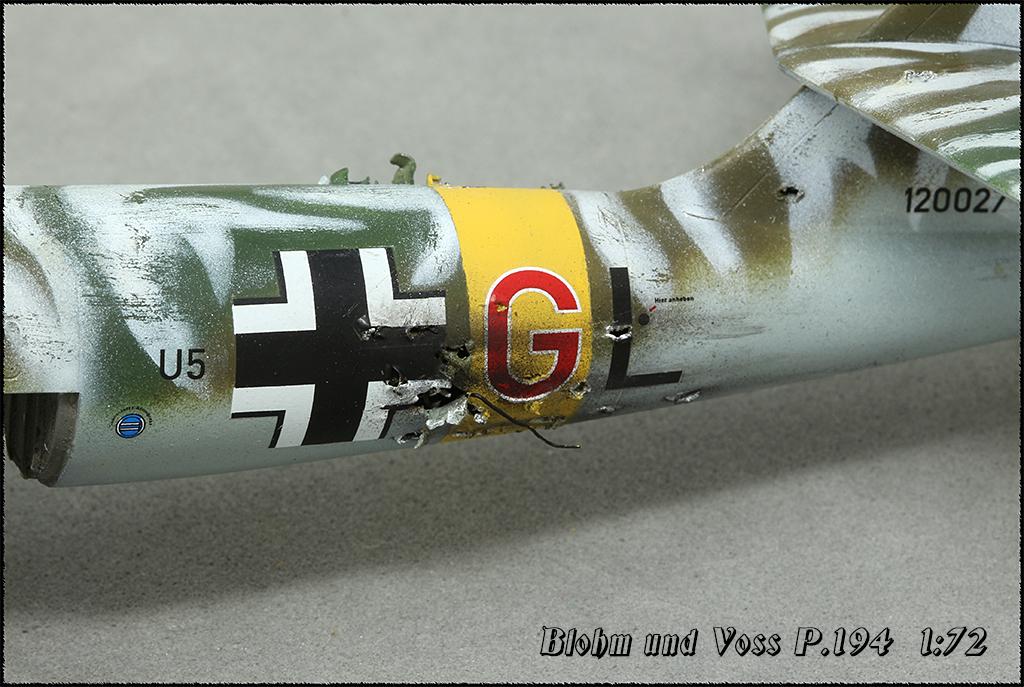 Blohm und Voss BV P 194, Front de l'est 46 (1:72 Revell) - Page 3 Img_8215