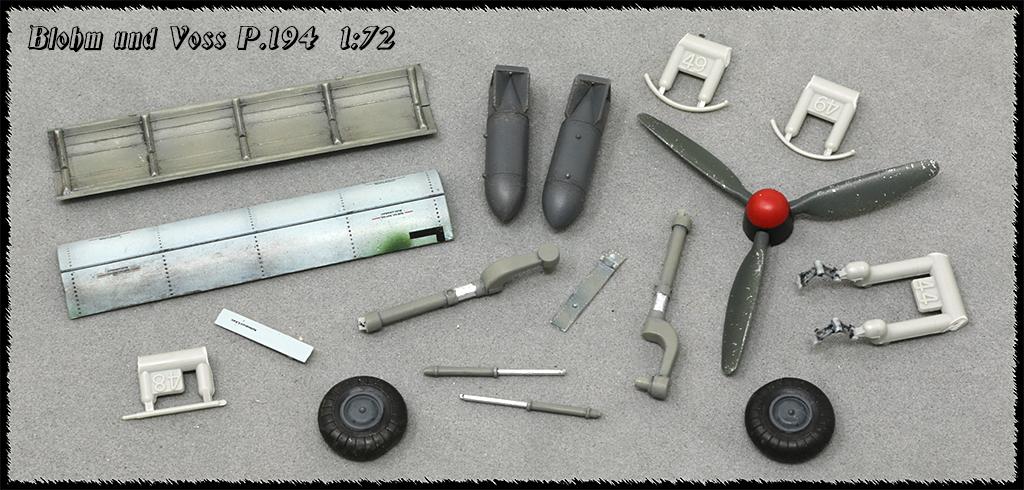 Blohm und Voss BV P 194, Front de l'est 46 (1:72 Revell) - Page 3 Img_8216