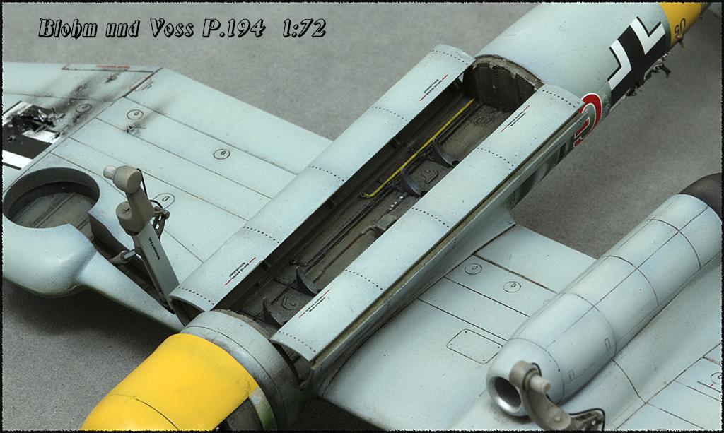 Blohm und Voss BV P 194, Front de l'est 46 (1:72 Revell) - Page 3 Img_8220