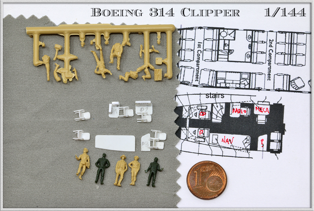 "Boeing 314 ""Dixie Clipper"" 1939-1950 (/1/144 Minicraft) - Page 2 Img_8719"