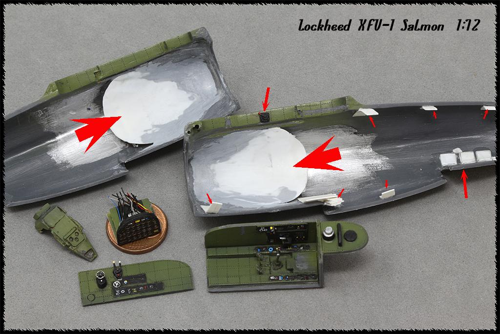 "Lockheed XFV-1 ""Salmon"" (1:72 -Valom) Img_9814"