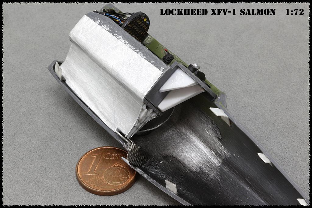 "Lockheed XFV-1 ""Salmon"" (1:72 -Valom) Img_9818"