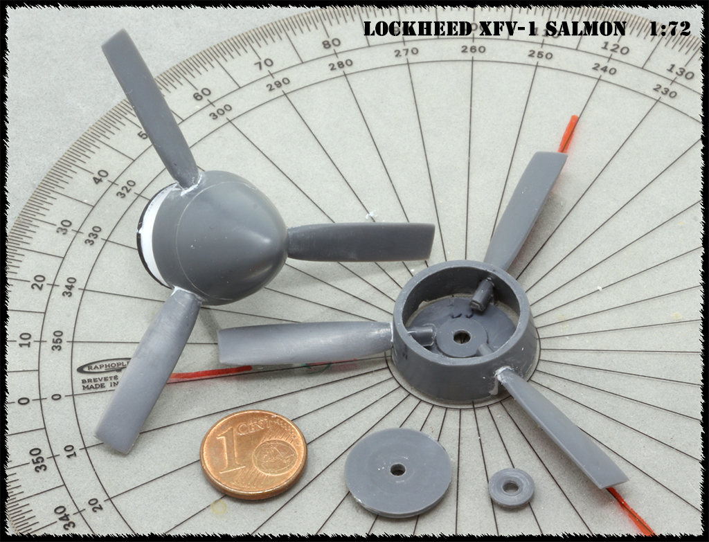"Lockheed XFV-1 ""Salmon"" (1:72 -Valom) Img_9820"