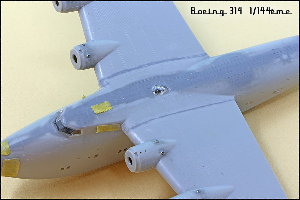 "Boeing 314 ""Dixie Clipper"" 1939-1950 (/1/144 Minicraft) - Page 3 Img_9851"