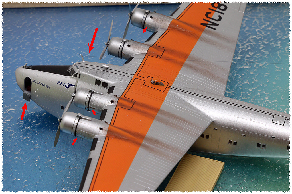 "Boeing 314 ""Dixie Clipper"" 1939-1950 (/1/144 Minicraft) - Page 6 Img_9921"