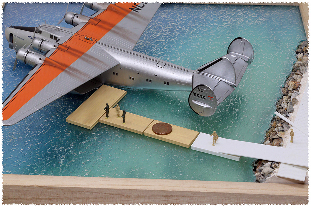 "Boeing 314 ""Dixie Clipper"" 1939-1950 (/1/144 Minicraft) - Page 6 Img_9924"
