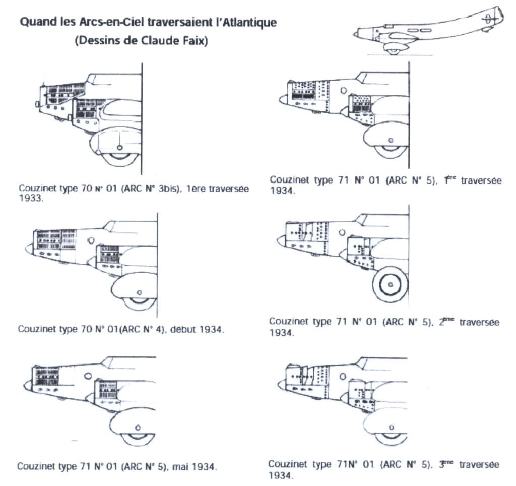 "Couzinet type 71 ARC-5 ""L'avion de Mermoz"" (1:72, SEM model) Modifi10"