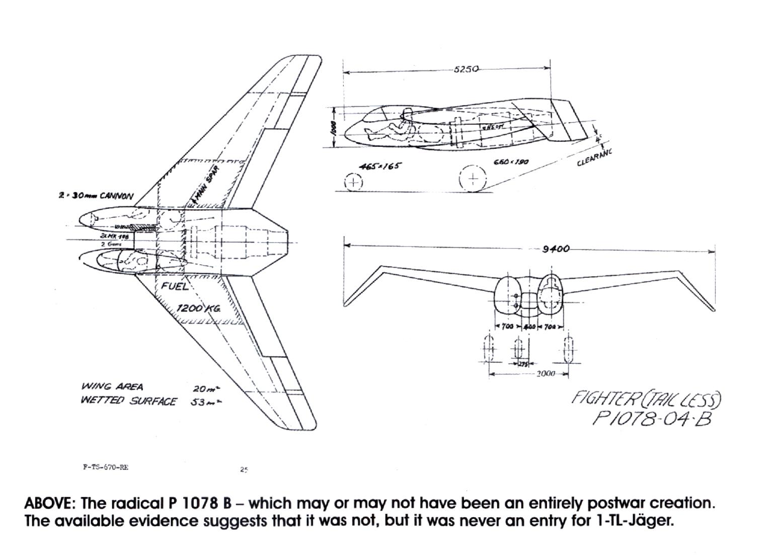 Heinkel He P.1078 A+B (CMK) Plans_11
