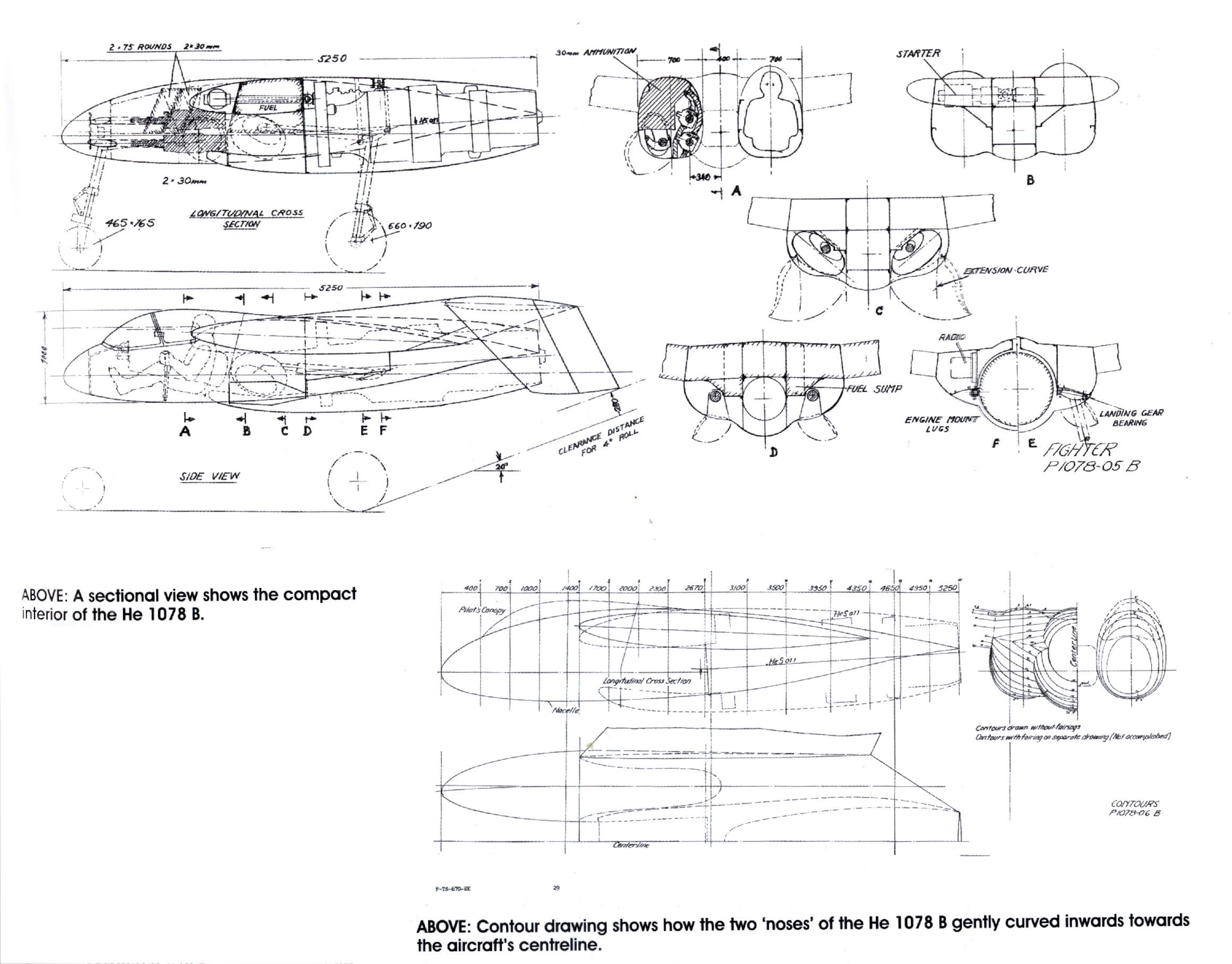 Heinkel He P.1078 A+B (CMK) Plans_12