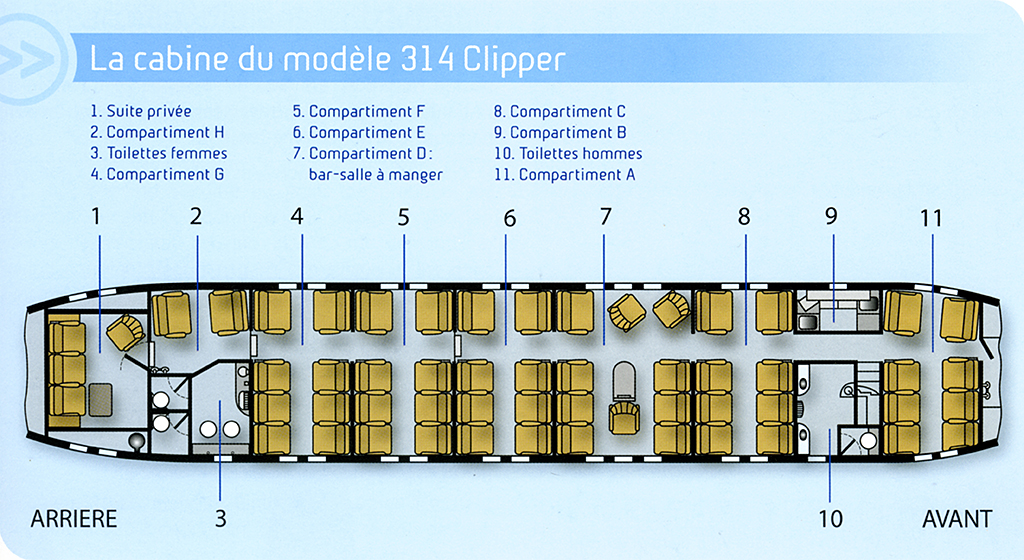 "Boeing 314 ""Dixie Clipper"" 1939-1950 (/1/144 Minicraft) - Page 2 Pont_c11"