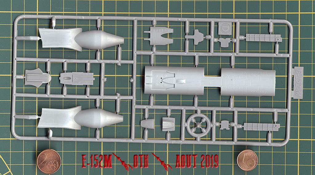 Mikoyan-Gourevitch E-152M  - Modelsvit #72030 - 1/72ème. Revue_13