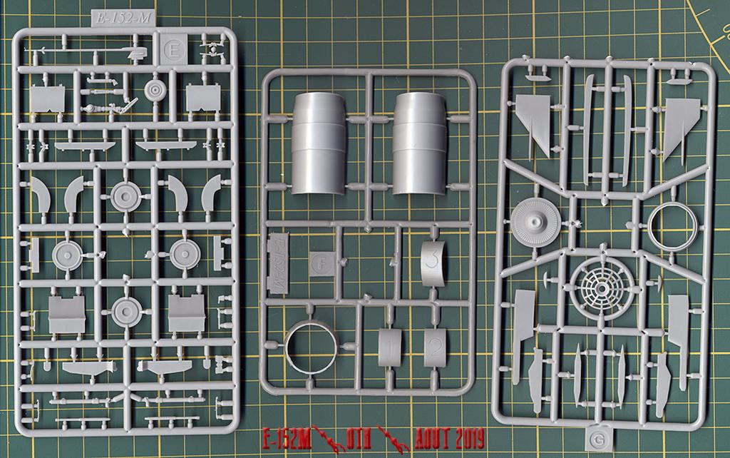 Mikoyan-Gourevitch E-152M  - Modelsvit #72030 - 1/72ème. Revue_14